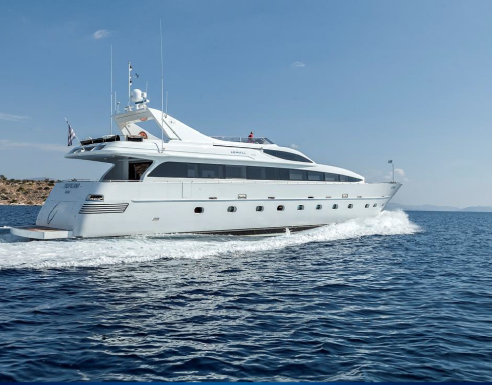 Admiral 108 From €47.000