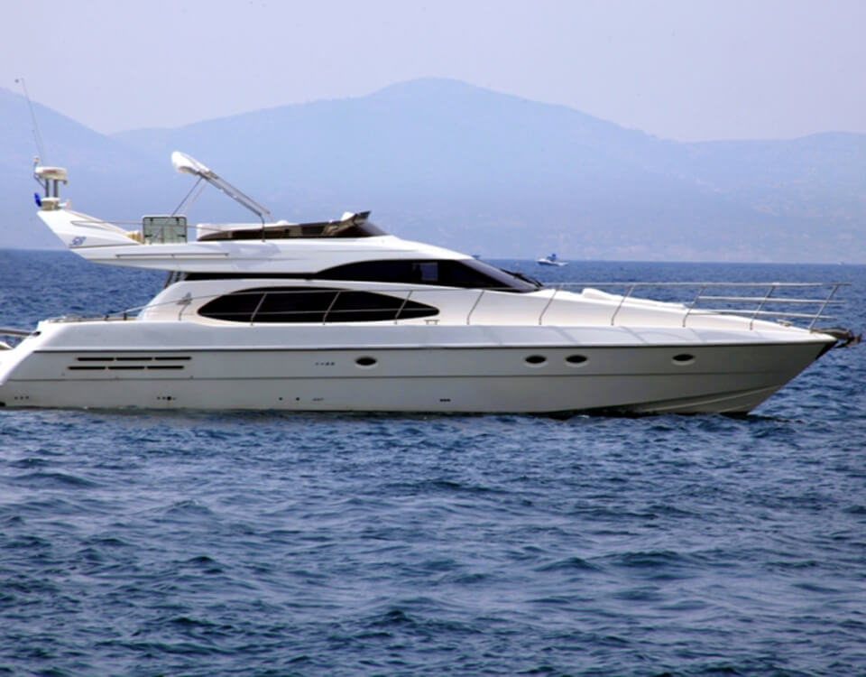 Azimut 58 From €9.800