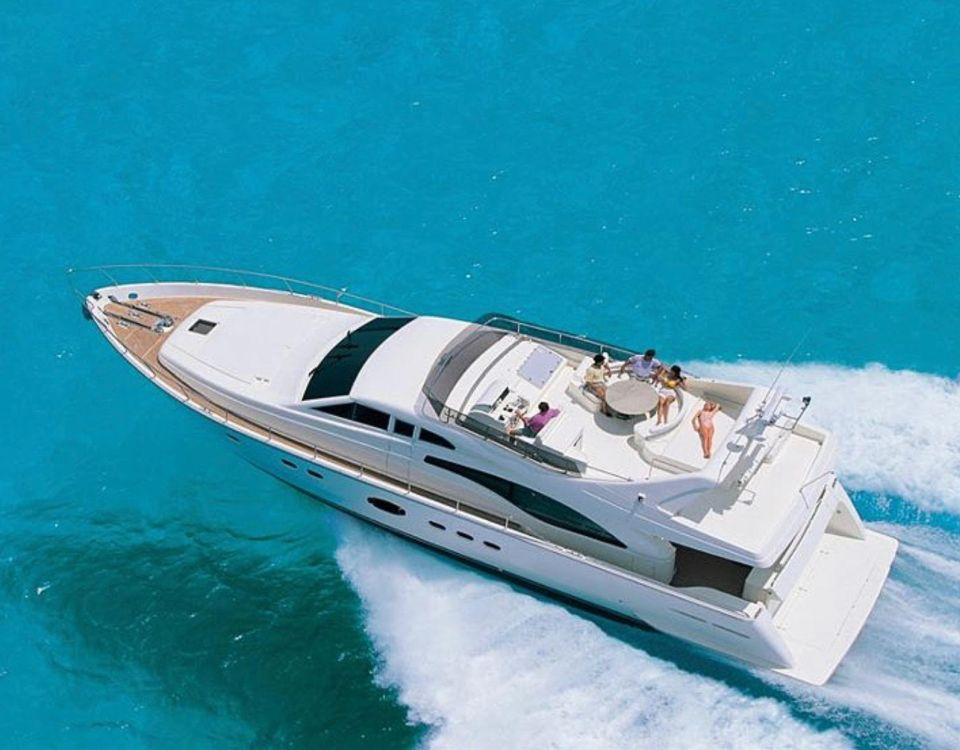 Ferretti 68 From €14.000