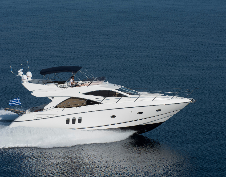 Sunseeker 52 From €2.200